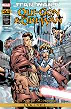 Star Wars: Qui-Gon & Obi-Wan - Last Stand On Ord Mantell (2000-2001) #2 (of 3) (English Edition)