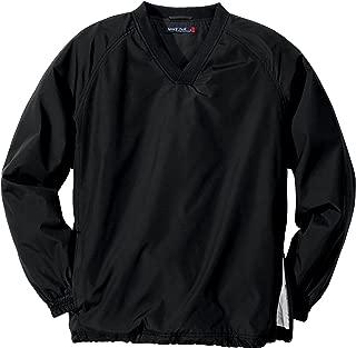 V Neck Raglan Wind Shirt JST72