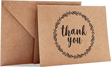 Best recycled paper thank you notes Reviews
