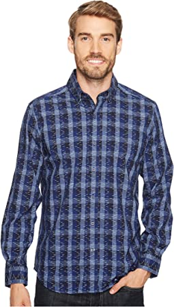 Levy Long Sleeve Woven Shirt