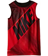 Nike Kids - Block Print Dri-FIT™ Muscle Top (Toddler)