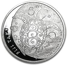 2011 Fiji 1 oz Silver $2 Taku BU 1 OZ Brilliant Uncirculated