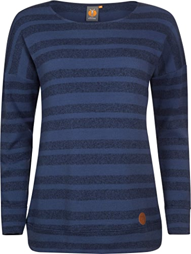 Elkline Lotti - Couche intermédiaire Femme - Bleu 2019 Sweatshirt
