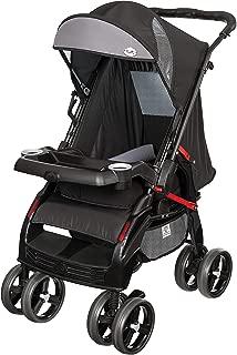 Carrinho de Bebê Upper, Tutti Baby, Preto