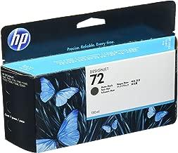 HP C9403A HP 72 Ink Cartridge, 130ml, Matte Black