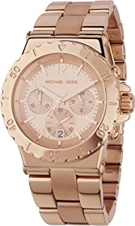 Women's MK5314 Classic Rose Gold-Tone Stainless Steel Watch