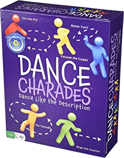 Best dance charades game Reviews