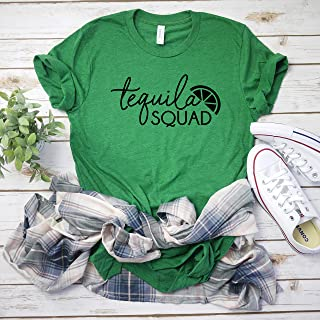 4bbdc12d8aaf Tequila squad friend matching cinco de mayo shirts funny drinking shirts
