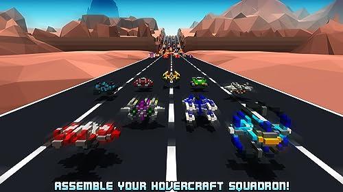 『ホバークラフト:テイクダウン - カスタムコンバットカー』の6枚目の画像