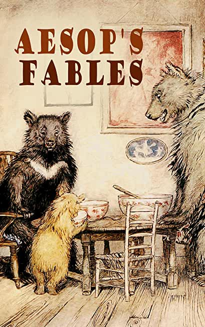 Aesop's Fables: Translated By George Fyler Townsend (English Edition)