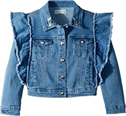 Sonia Rykiel Kids Anny Denim Jacket (Little Kids/Big Kids)
