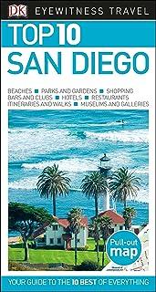 Top 10 San Diego (Dk Eyewitness Top 10 Travel Guide) [Idioma Inglés]