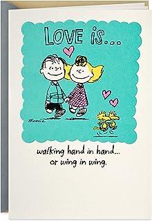 Hallmark Anniversary Card (Peanuts Vignette) (0399RZB1111)