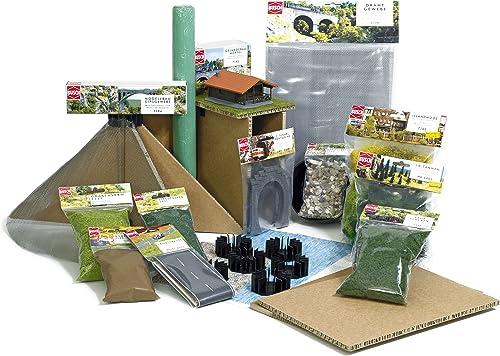 despacho de tienda Busch - Material de construcción para modelismo ferroviario ferroviario ferroviario (BUE7188)  venta de ofertas