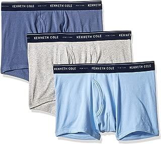 Men's Underwear Cotton Spandex Trunk, Multipack