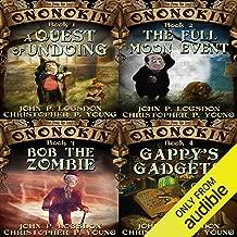 Ononokin Book Bundle #1: 4 Hilarious Adventures