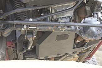 Tuff Stuff Overland TS-OPA Oil Pan Trans and Converter Skid Plate Under Armor 07-18 Jeep Wrangler JK