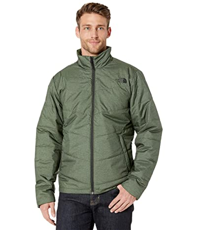 The North Face Junction Insulated Jacket (New Taupe Green Heather) Men