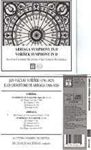 Arriaga Symphony in D; Vorisek Symphony in D [Scottish Chamber Orchestra, Sir Charles Mackerras]