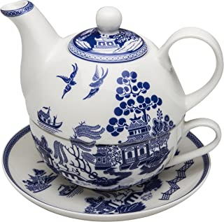 Best blue willow porcelain china Reviews