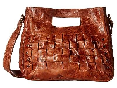 Bed Stu Orchid (Cognac Dip-Dye) Bags