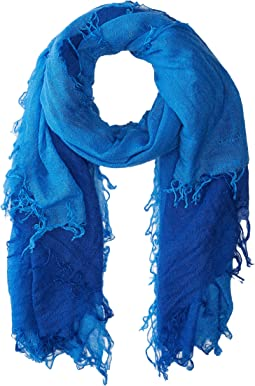 Shadow Dye Cashmere and Silk Scarf