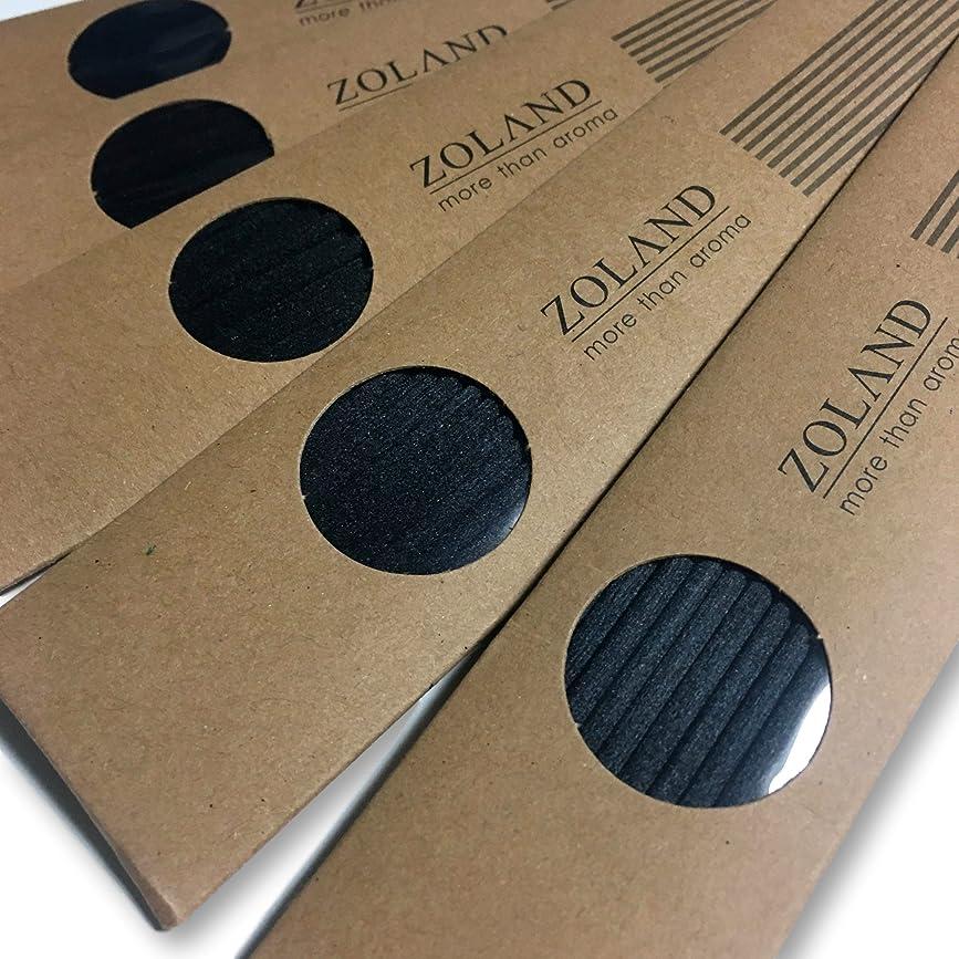 パン愛撫潮【YOLO】リードディフューザー 用 リフィル スティック/ブラック 24cm×3mm 10本入×5セット (ブラック)