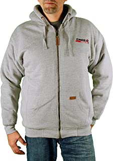 Men's Sherpa-Lined Embroidered Logo Hoodie