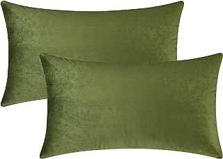 Best green rectangle pillow Reviews