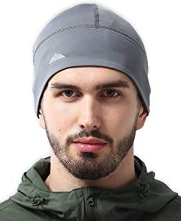 Skull Cap/Helmet Liner/Running Beanie – Ultimate Thermal Retention and Performance..