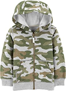 Carters Boys Zip-Up Hoodie