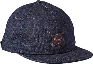 Herschel Supply Co. Unisex Albert Raw Denim Hat One Size