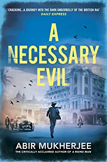 A Necessary Evil: Wyndham and Banerjee Book 2