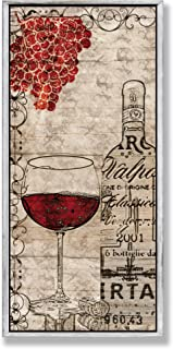 Best wine grape wall plaques Reviews
