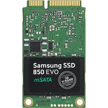 Samsung MZ-M5E1T0BW 850 EVO mSATA 1TB - Disco duro sólido (1000 GB ...