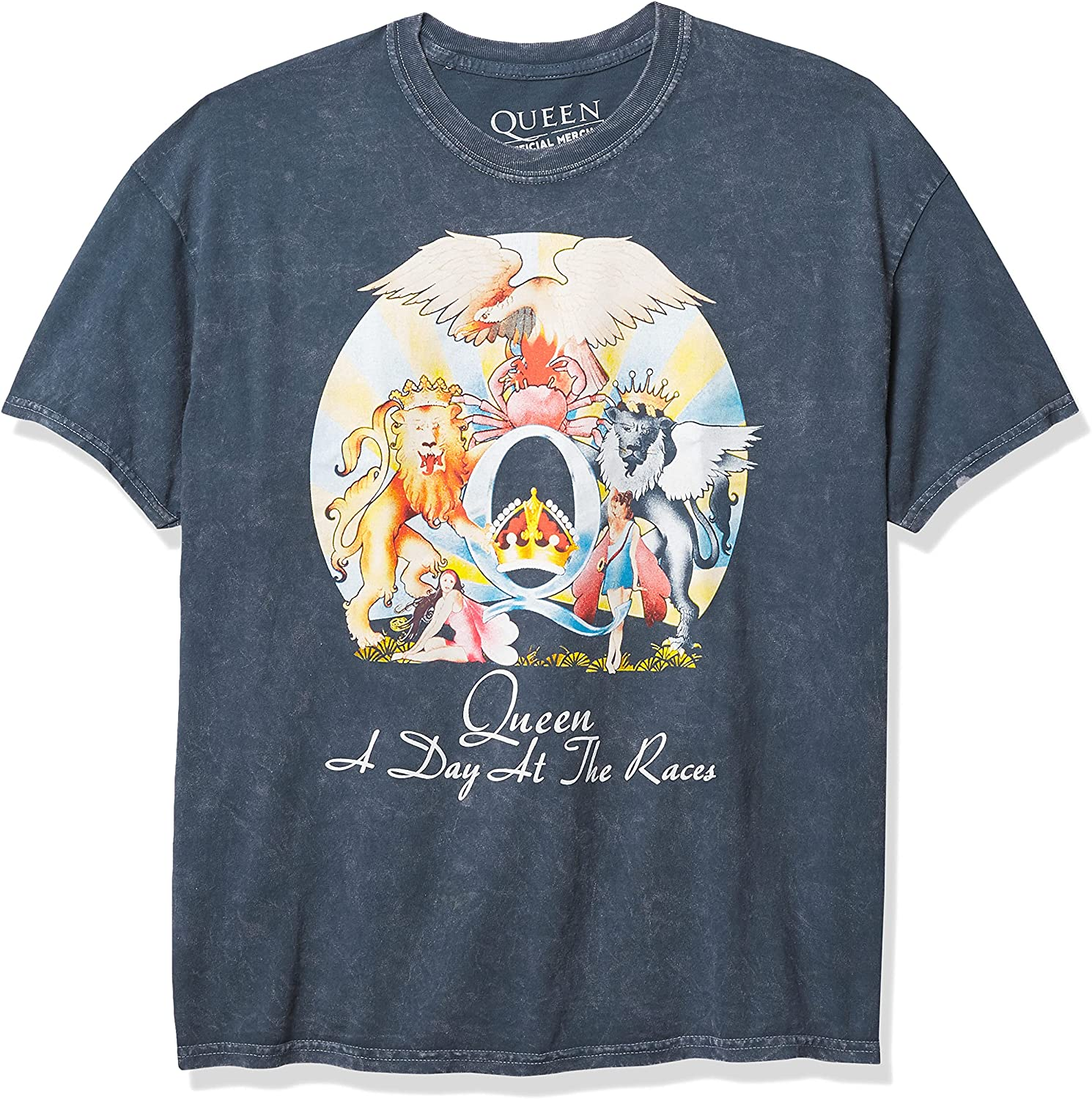 Ranking TOP2 Queen Girls Day at Boyfriend Fixed price for sale Tee The Races-Juniors