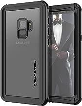 Ghostek Nautical Heavy Duty Waterproof Case Compatible with Galaxy S9 - Black