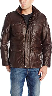 Best boston harbour leather field jacket Reviews