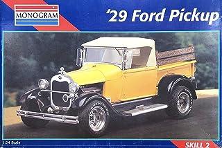 29 フォード ロードスター ピックアップ モノグラム 1:24スケール