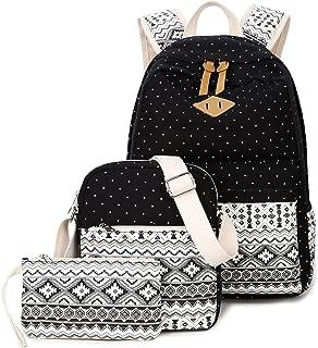 middle school girl bookbags