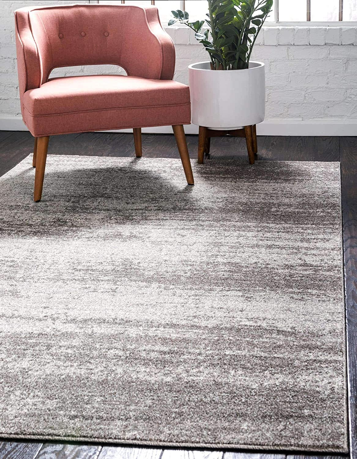 Unique Loom Del Mar Collection price Modern Area Rug- price Transitional Ins