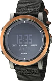 Suunto Essential Ceramic Watch - Copper/Black tx, one Size