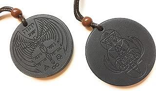 AHA Angel Scalar vybe Energy Pendant Quantum Science Body Mind Spirit Well-Being Energy Balance sold by AHA WINWIN LLC