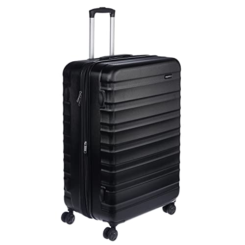 5780d43daec AmazonBasics Hardside Spinner Luggage - 28-Inch