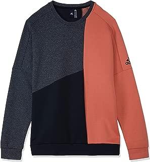 Adidas Men's ID Stadium Rmx Crew Sweatshirt