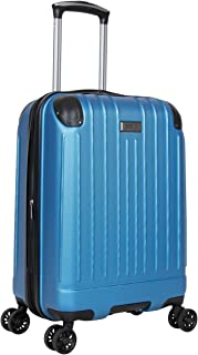 Kenneth Cole Reaction Flying Axis Collection Lightweight Hardside Expandable 8-Wheel Spinner Luggage, Vivid Blue, 20-Inch ...
