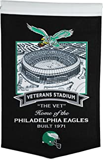 eagles stadium banners