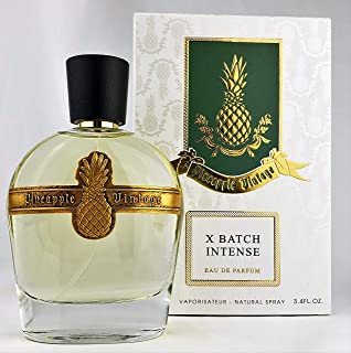 Parfums Vintage X-Batch INTENSE 100ml/ 3.4fl oz Eau de Parfum Spray