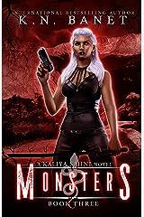 Monsters (Kaliya Sahni Book 3) (English Edition) Format Kindle