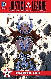 Justice League: Gods & Monsters - Wonder Woman (2015) #2